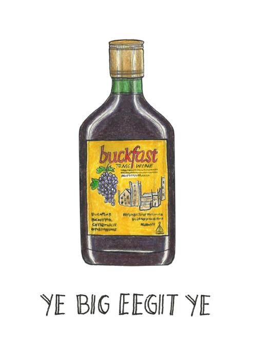 C Black - Buckfast