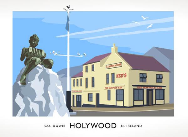 James Kelly - Holywood