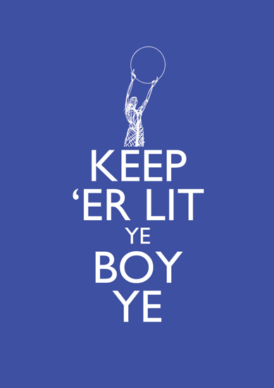 Jeff Meredith - Keep 'er Lit Ye Boy Ye