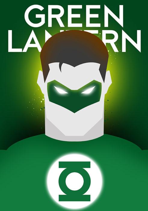 Ciaran Monaghan - Green Lantern