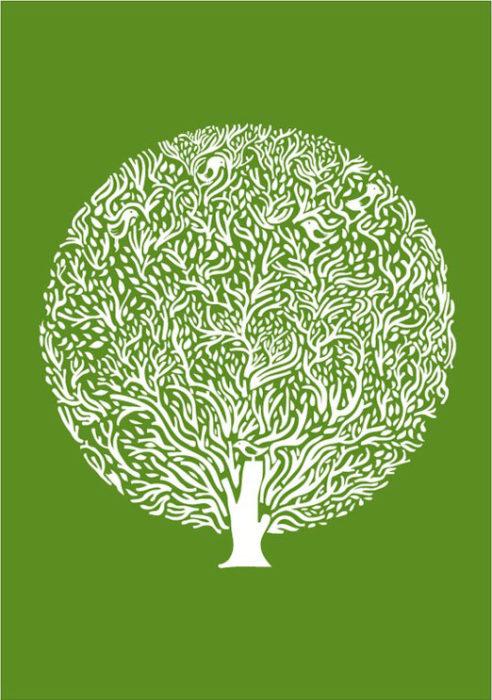 Judy Kaufmann - Green Tree